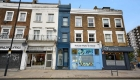 A la venta casa en Londres de 1,8 metros de ancho
