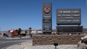 Desaparecen explosivos en base militar de EE.UU.