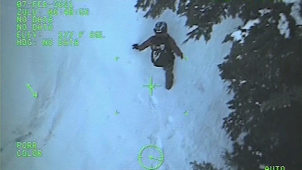Ataque de oso a un esquiador en Alaska