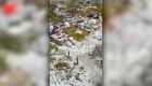 Rescatan a 3 cubanos varados en una isla desierta