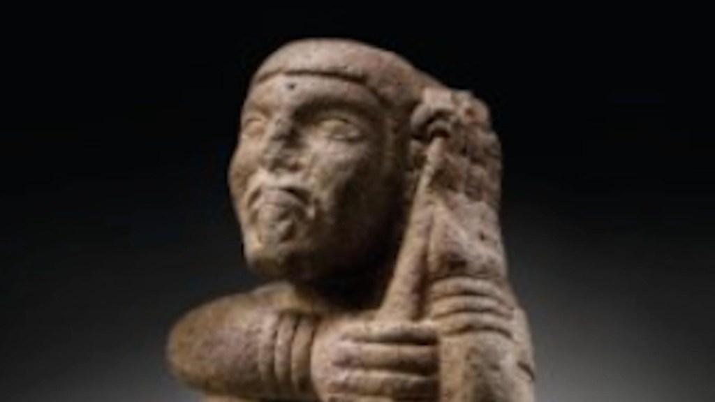 México: polémica por subasta de piezas prehispánicas