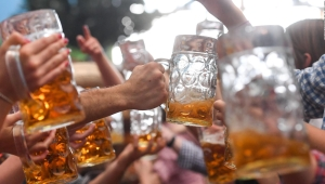 Los países más borrachos en el mundo