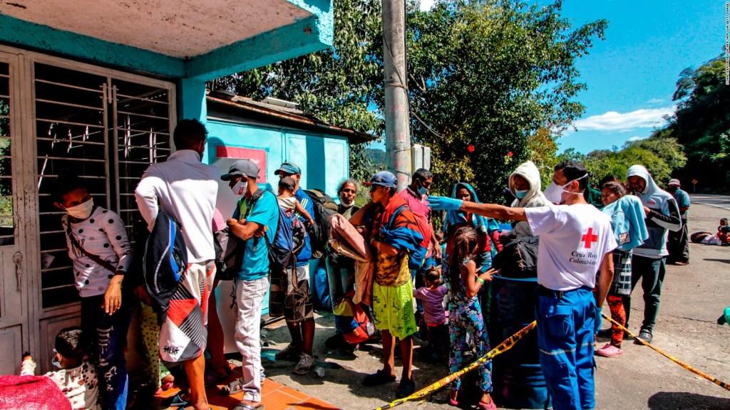 Duque: Regularizar a venezolanos ayudará contra el covid-19