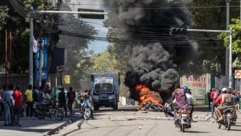 Moïse dice que le resta un año más en la presidencia de Haití