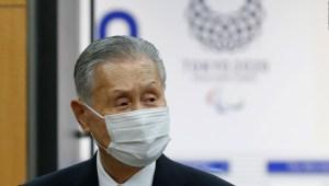 ¿Yoshiro Mori, a punto de renunciar?