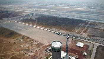 Beltranena: Santa Lucía es solo una pista de aterrizaje