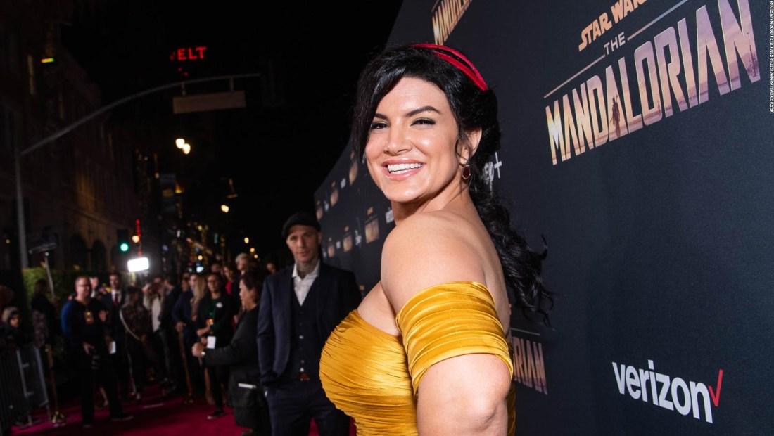 """¿Por qué echaron a Gina Carano de """"The Mandalorian""""?"""