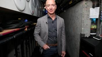Jeff Bezos vuelve a ser el hombre más rico del mundo