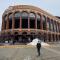 Vacunación en estadio en Nueva York no logró inicio masivo