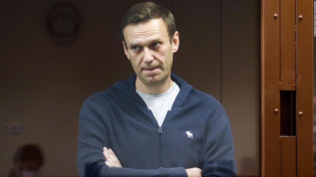 La Corte Europea pide la liberación de Alexey Navalny