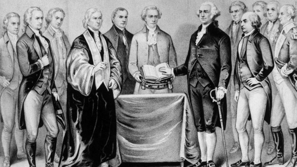 ¿Cuál es la verdadera fecha de nacimiento de George Washington?