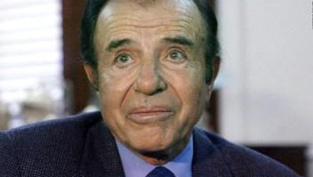 Carlos Menem será velado este domingo