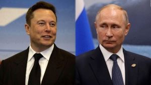 Elon Musk invita a Vladimir Putin a hablar en Clubhouse