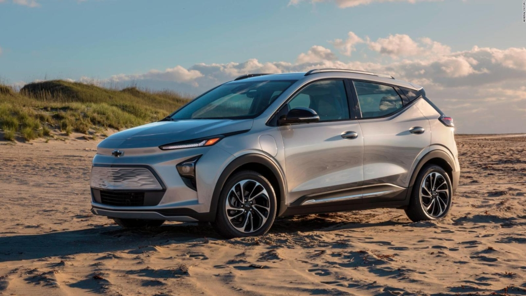This is the new Chevrolet EUV Bolt