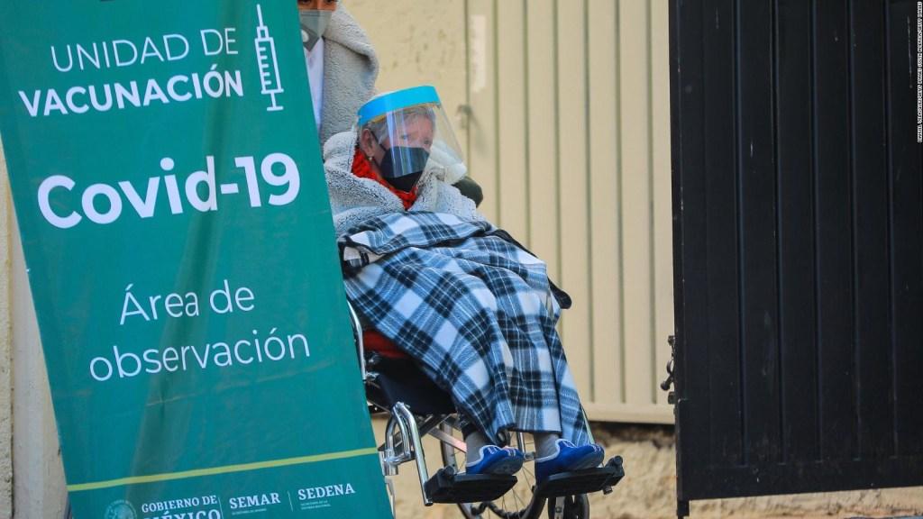 ¿Cómo es el plan de vacunación de México?