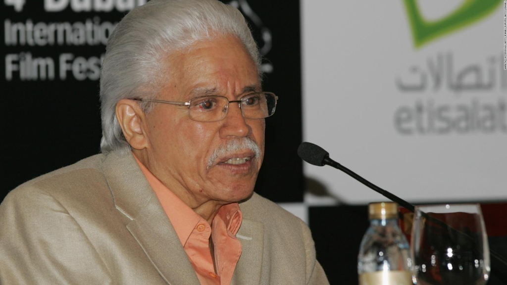 Johnny Pacheco died at the age of 85 in New York