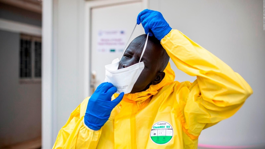 El Congo enfrenta la décimo segunda epidemia de ébola