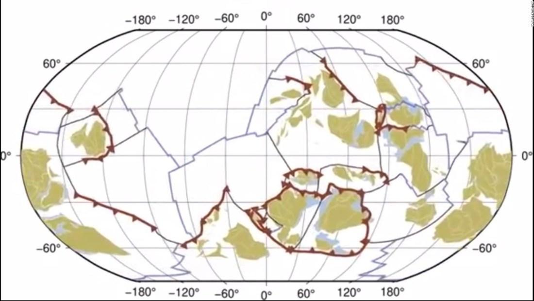 Así cambió la Tierra durante 1.000 millones de años