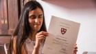 Conoce a la joven uruguaya ciega admitida en Harvard