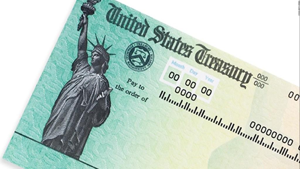 tercer cheque de estímulo económico
