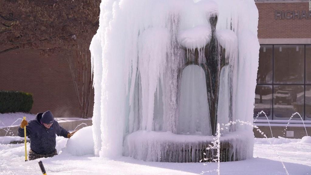 Partes de EE.UU. encaran su invierno más frío en 88 años