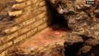 Hallan una muralla de la antigua Roma en un sótano