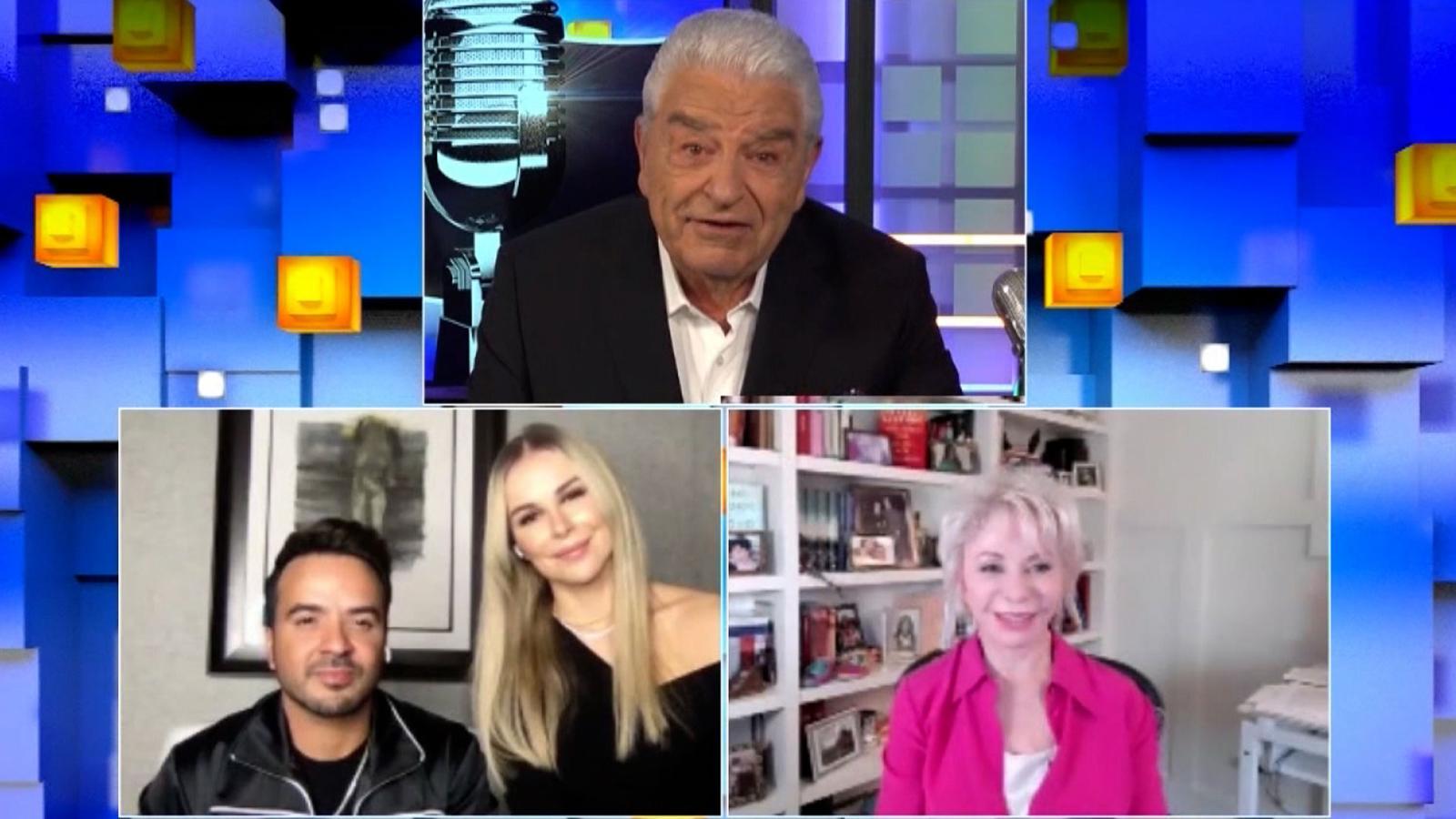 Una charla sobre el amor con Luis Fonsi, Águeda López e Isabel Allende: mira la entrevista completa con Don Francisco | Video | CNN