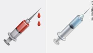 Apple rediseña un emoji en apoyo a la vacunación