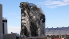 Así fue la demolición del casino Trump Plaza Hotel