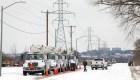 EE.UU.: tormenta deja a más de 3 millones sin electricidad