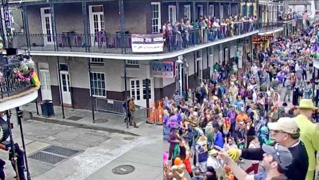 Mardi Gras: así cambió el carnaval debido a la pandemia