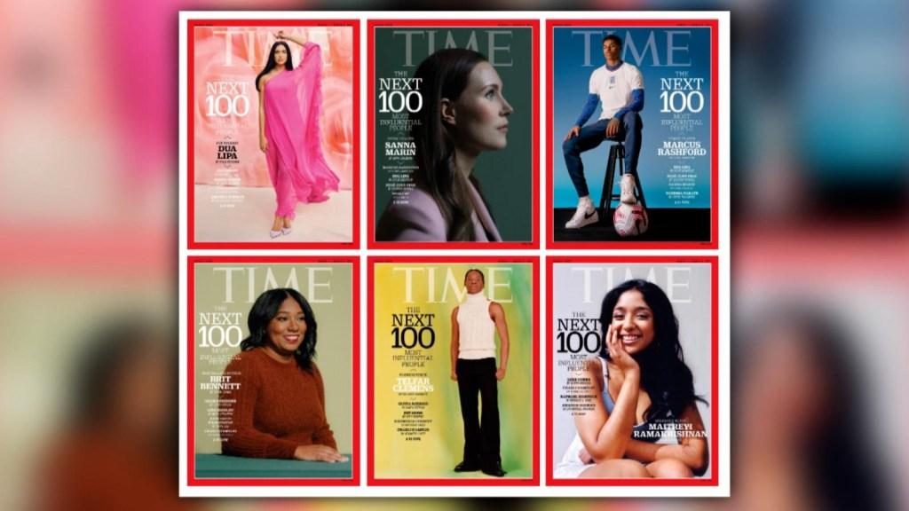 Time presenta a los 100 líderes del futuro