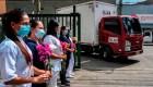 Comienza la vacunación en Bogotá
