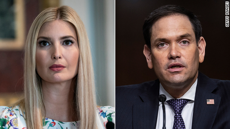 Ivanka Trump no competirá contra Marco Rubio en 2022