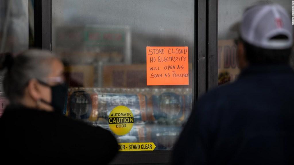 Emergencia en Texas: poca electricidad y mucho frío