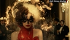 Espeluznante Emma Stone en la piel de Cruella de Vil
