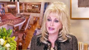 Dolly Parton rechaza estatua en su honor