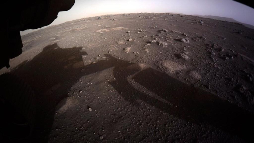 Las 3 imágenes más recientes de las expediciones en Marte