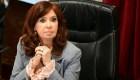 Cristina Fernández de Kirchner es tendencia