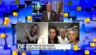 Kate del Castillo recibe una sorpresa familiar en vivo