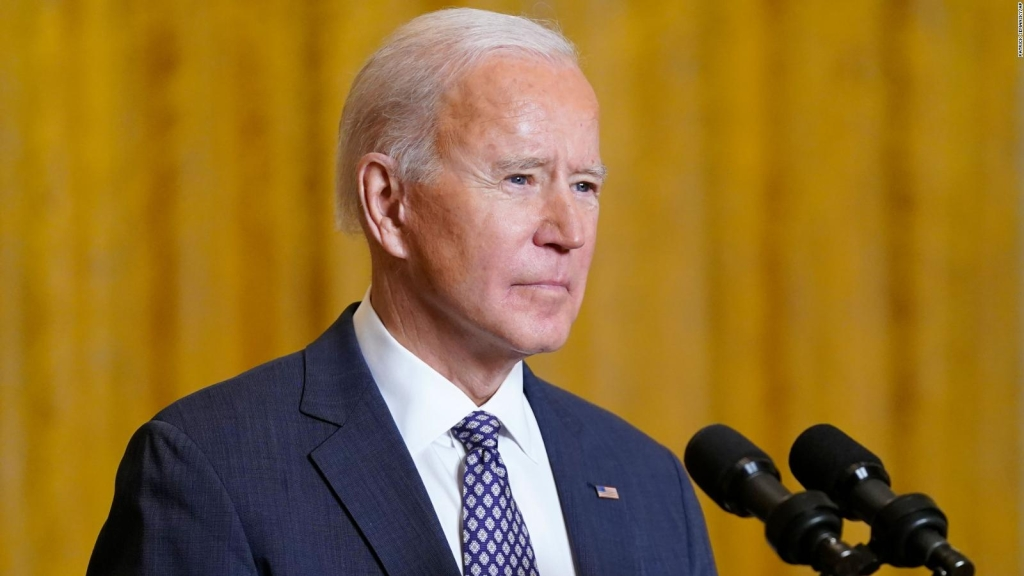 EE.UU. está de regreso, dice Joe Biden.