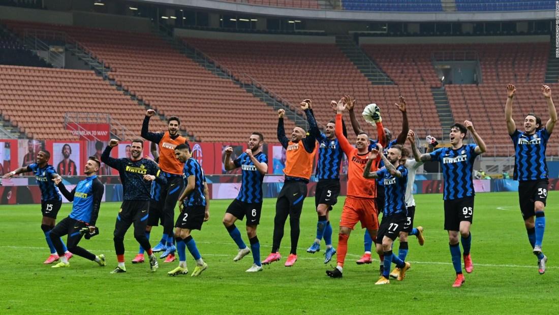 La victoria del Inter sobre el Milan y su gran momento en la Serie A