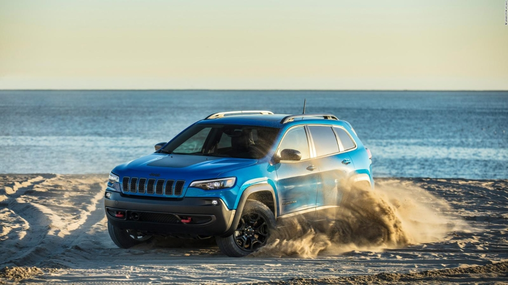 Jefe cherokee pide a Jeep no usar ese nombre en vehículo