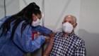 La Ciudad de Buenos Aires vacuna a mayores de 80 años