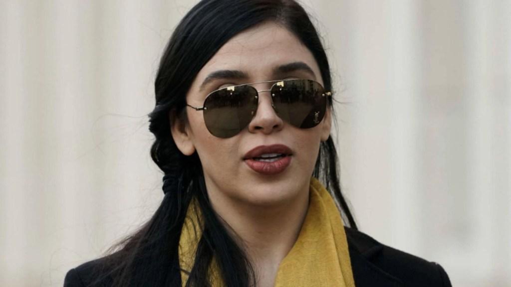 """Detienen a Emma Coronel, esposa de Joaquín """"El Chapo"""" Guzmán"""