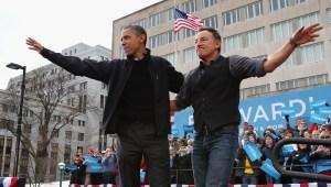Barack Obama y Bruce Springsteen comparten podcast