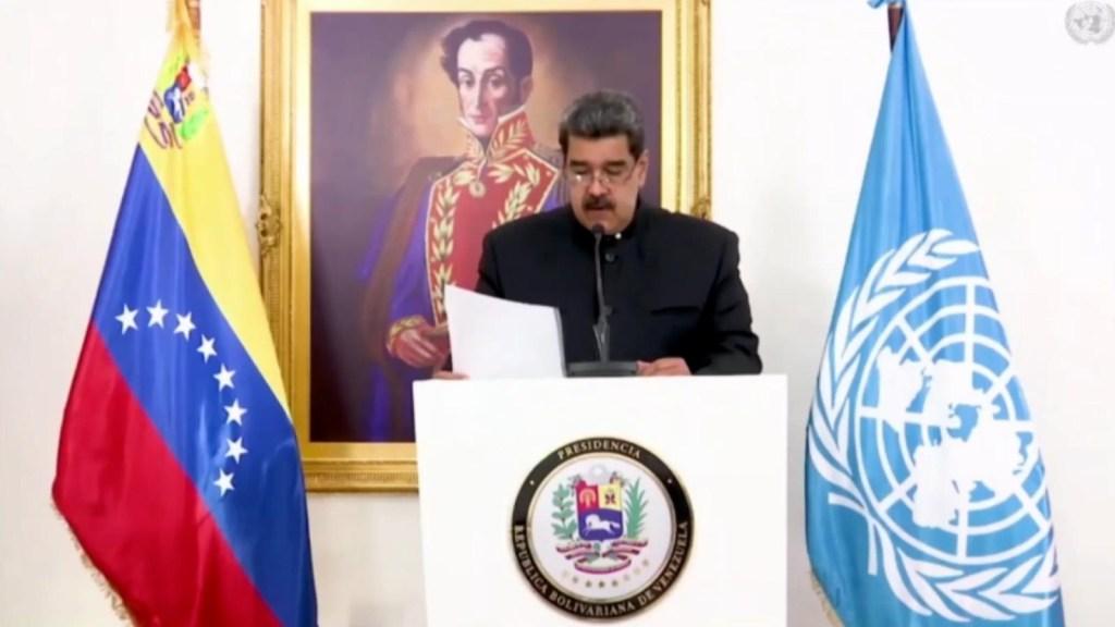 Maduro reacciona ante la ONU por sanciones a su gobierno
