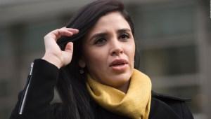 Arrestan a Emma Coronel en aeropuerto de Estados Unidos