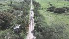 Suspensión del tren sorprende a migrantes centroamericanos