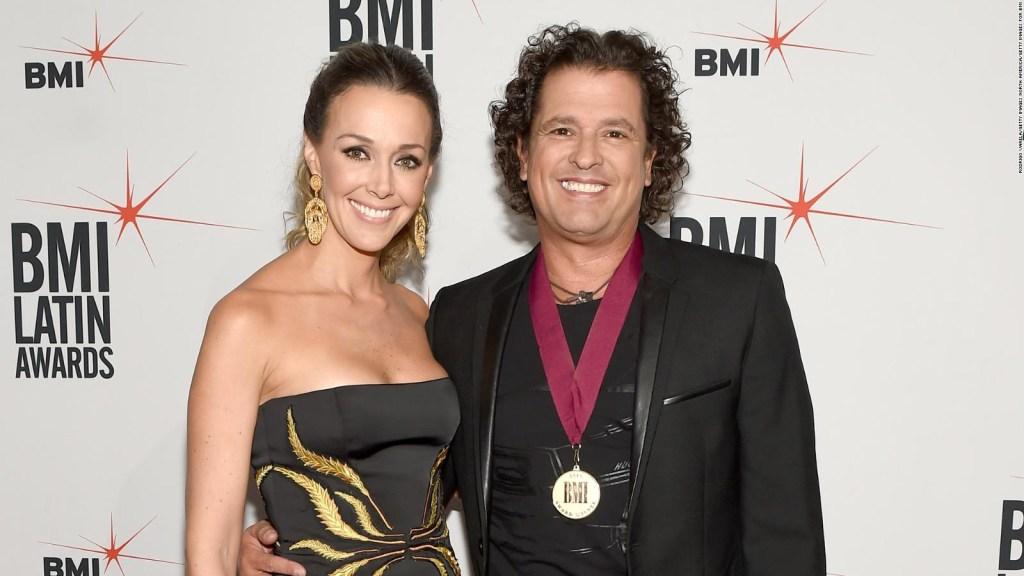 La esposa de Carlos Vives lo hizo 'renacer' musicalmente